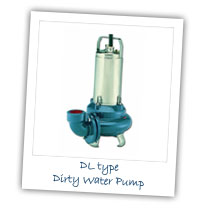 DL type Dirty Water Pump