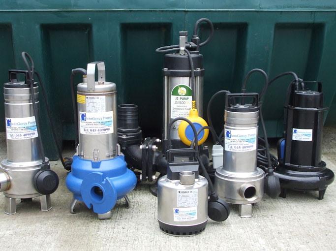 A sump, effluent or sewage pump from Grainger transfers grey and blackwater to wastewater systems or away from low-lying areas.