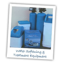 Water Softening & Treatment Equipment
